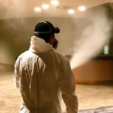 Dezinfectie nebulizare